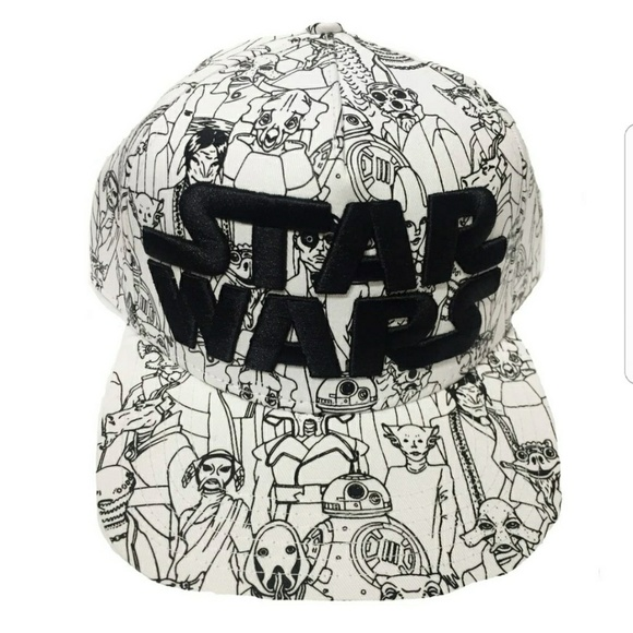 size 40 3584e b1d21 spain mens star wars hat fd195 6ab21